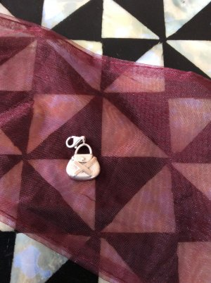 Thomas Sabo Charm Anhänger, 925 Silber, Handtasche, Charity