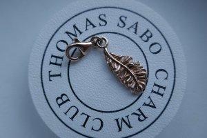 Thomas Sabo Charm rose-gold-coloured