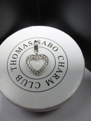Thomas Sabo Pendant silver-colored real silver
