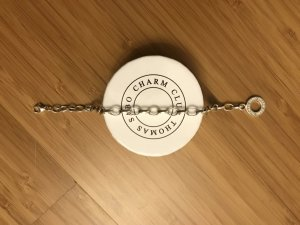 Thomas Sabo Armbandje met bedels zilver