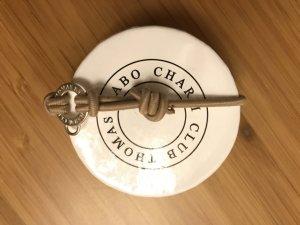 Thomas Sabo Armband beige-zilver
