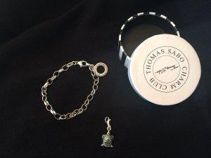 Thomas Sabo Charm Armband mit Schildkröte