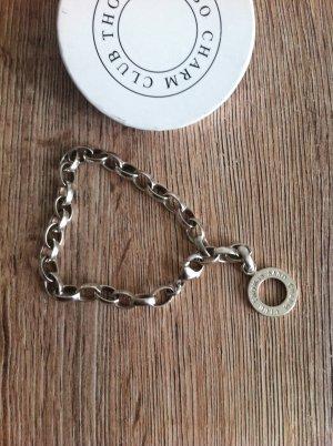 "Thomas Sabo Charm Armband ""Original"" , 925 Sterlingsilber, 22cm öang"