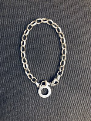 Thomas Sabo Braccialetto sottile argento