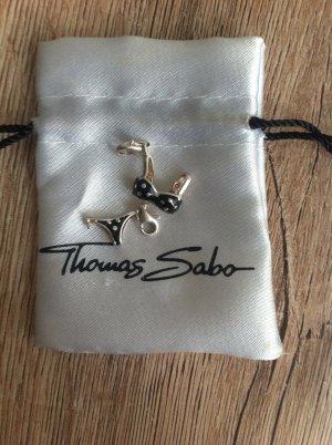 Thomas Sabo Charm Bikini-Anhänger-Paar, Original 925 Sterlingsilber