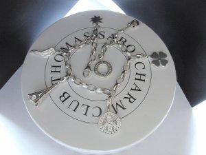 """Thomas Sabo"""" Charm Club Armband, ca.18,5 cm lang, inkl. 6 """"Thomas Sabo"""" Charms  -LETZTE PREISREDUZIERUNG-"""