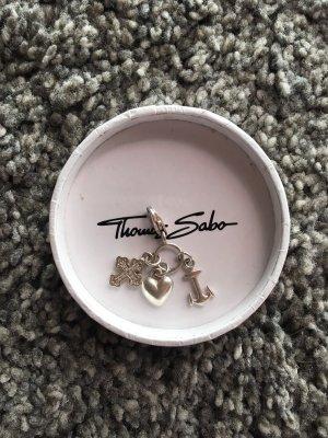 Thomas Sabo Necklace silver-colored