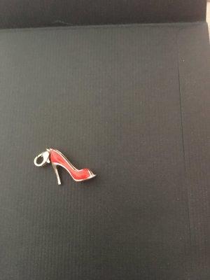 Thomas Sabo Charm - high heels in rot