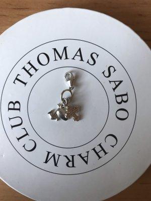 "Thomas Sabo Charm ""Kreuz, Herz, Anker"""