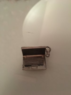 Thomas Sabo Charm Laptop Silber
