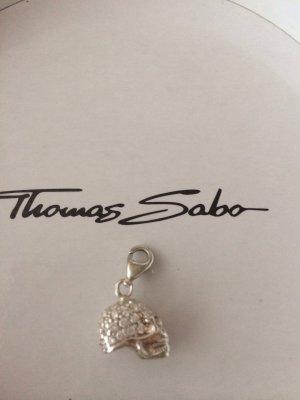 Thomas Sabo Charm mit Glitzersteinen