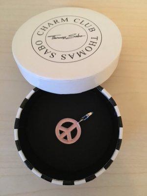 Thomas Sabo Ciondolo argento-rosa