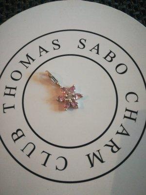 Thomas Sabo Charm Rosa Blume