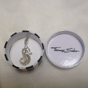 Thomas Sabo Charm multicolored real silver