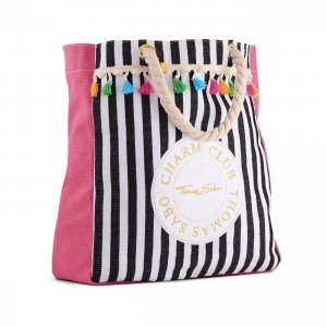 Thomas Sabo Borsa shopper multicolore