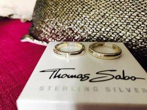 Thomas Sabo / Creolen / Silber 925 / ungetragen