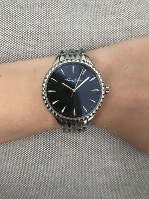Thomas Sabo Analog Watch silver-colored-black