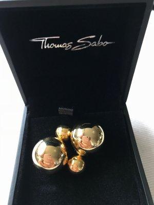 Thomas Sabo Zarcillo color oro