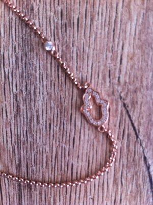 """Thomas Sabo Fatimas Hand Armband """" Original"""" ,rosé, 925 Silber"""