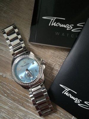 Thomas Sabo Horloge azuur