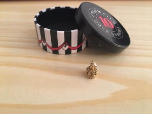 Thomas Sabo gold crown charm