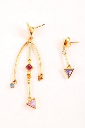Thomas Sabo Gold Earring gold-colored simple style