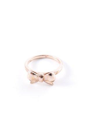 Thomas Sabo Gouden ring roségoud casual uitstraling
