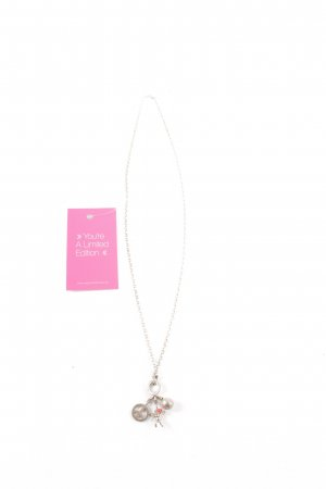 Thomas Sabo Necklace silver-colored casual look