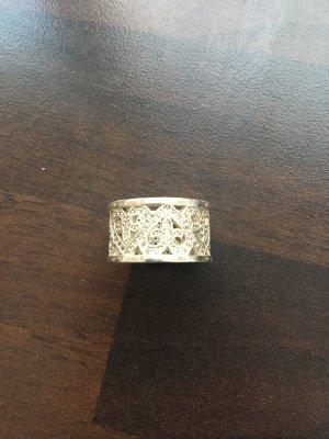 Thomas Sabo Ring silver-colored-white