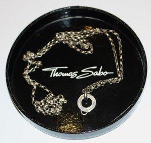 Thomas Sabo Catena d'argento argento Argento