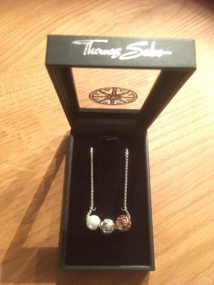 Thomas Sabo Collana multicolore