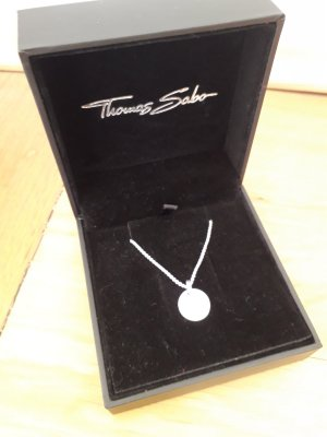Thomas Sabo Silver Chain silver-colored real silver