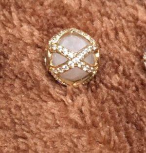 Thomas Sabo Bracciale charm color oro rosa Argento