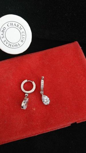 Thomas Sabo Earring silver-colored