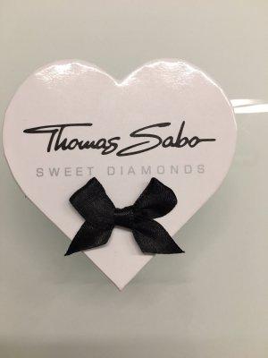Thomas Sabo Ear stud silver-colored-white