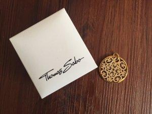 Thomas Sabo Ornament Anhänger gelbgold