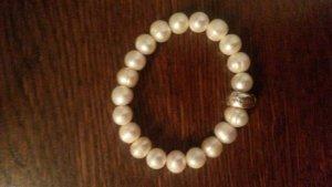 Thomas Sabo Perlen Armband mit Silber