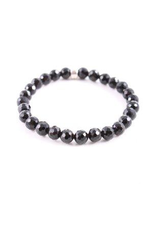 Thomas Sabo Pearl Bracelet black casual look