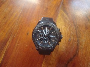 Thomas Sabo Self-Winding Watch black stainless steel
