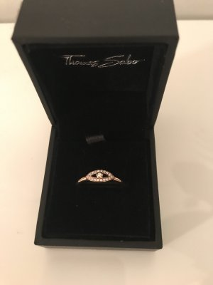 Thomas Sabo Ring Auge Gr. 56 Rose neu