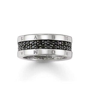Thomas Sabo Ring mit Swarovskisteinen 17,0