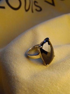 Thomas Sabo Ring Onyx schwarz Größe: 49 Rarität