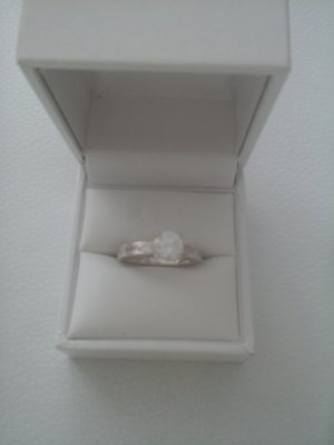 thomas Sabo Ring  silber