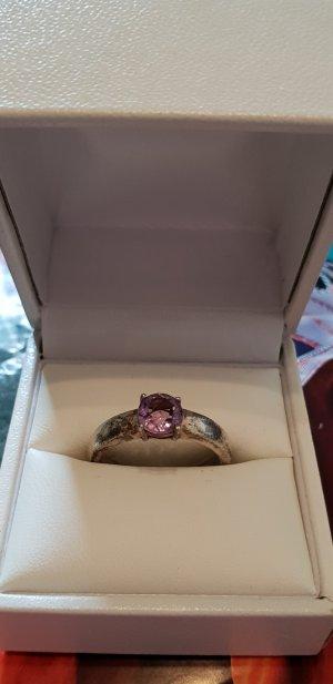 Thomas Sabo Ring solitaire Solitär mit Diamant Solitärring