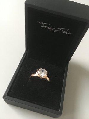 Thomas Sabo rosegoldener Ring