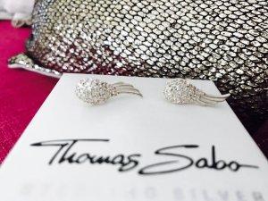 Thomas Sabo's beliebte Flügelohrringe
