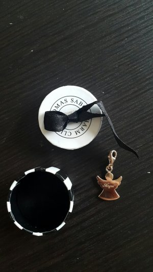 Thomas Sabo Breloque or rose