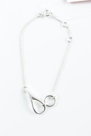 Thomas Sabo Zilveren armband zilver elegant