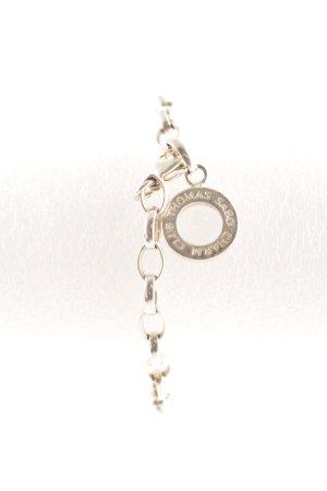 Thomas Sabo Braccialetto in argento argento stile casual