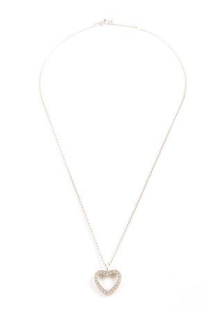 Thomas Sabo Silberkette goldfarben Elegant